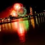 びわ湖花火大会の有料観覧席 おすすめの場所 と出店情報♪