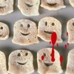 ハロウィン仮装に使う血のりの作り方やメイク方法!!