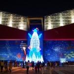 大阪 海遊館イルミネーションのデートプラン 混雑する?