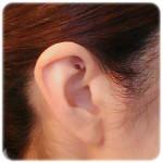 ほくろ占い 耳の中 や 裏 ふちに出ている意味は?