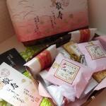 京都宇治抹茶のお菓子 おすすめの贈り物 届きました♪♪